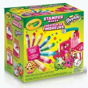 Shopkins Stamp Maker NIB
